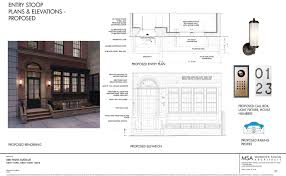 landmarks approves changes to townhouse at 890 park avenue upper