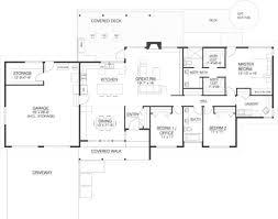 modern style house plan 3 beds 2 baths 1986 sq ft plan 519 2