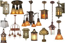 Arts And Crafts Ceiling Lights by Vintage Hardware U0026 Lighting Arts U0026 Crafts Craftsman Light