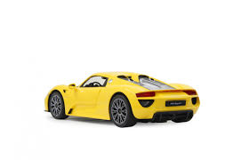 porsche spyder yellow porsche 918 spyder 1 14 yellow jamara shop