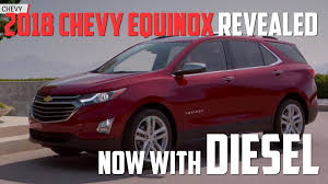 2018 chevrolet equinox diesel has the highest base price of all