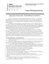 Federal Job Resume Samples by Federal And More Resume Sample Ideas 24 Cover Letter Template For