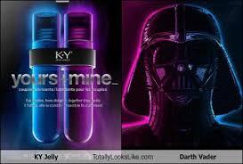 Ky Jelly Meme - ky jelly totally looks like darth vader randomoverload