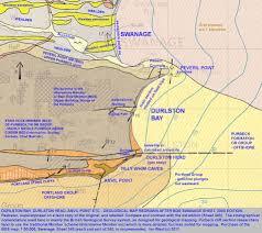 Portland Air Quality Map by Durlston Head England Geology By Ian West