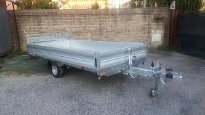 carrelli porta auto usati noleggio rimorchio carrello trasporto auto 1500 kg