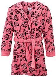 amazon robe de chambre femme minnie peignoir fille pink fr 2 ans taille