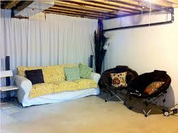 Unfinished Basement Ideas On A Budget Unfinished Basement Flooring Best House Design Cheap Unfinished