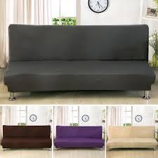accoudoir canapé 150 190 cm solide housse de canapé sans accoudoir grand élastique