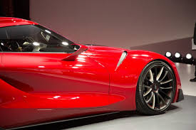 How Much Does The Toyota Ft1 Cost Toyota Ft 1 Concept Full Specs Photos And Performance