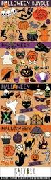 adorably spooky clipart for halloween projects doodles easy