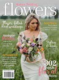wedding flowers newcastle modern wedding flowers magazine 18th edition on sale
