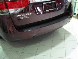 honda odyssey rear bumper episode 259 2014 honda odyssey backup sensor kit installation