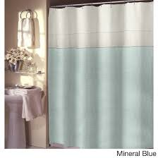 Teal And Brown Shower Curtain Grand Luxe Pacifica 100 Percent Linen Shower Curtain Free Shipping