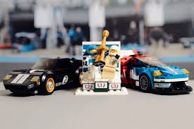lego bentley lego ford gt40 gt set added to speed champions range