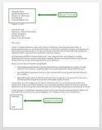 Formal Letter Writing Basics