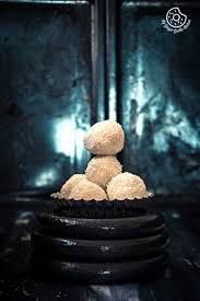 coconut white chocolate truffles