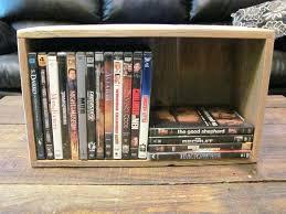 wood cd dvd cabinet cd dvd storage furniture decoration large rack unique holders