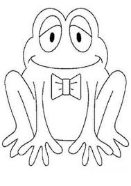cute frog free coloring pages on art coloring pages
