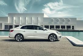 nissan renault car renault presents the new mégane sedan built over the cmf c d