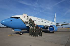 airlift squadrons provide safe reliable air transportation to