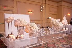 bride and groom sweetheart table sweetheart table ideas belle the magazine