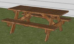 Picnic Table Plans Free Jacks Furniture Plans Jacks Furniture Plans