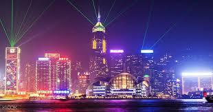 hong kong light show cruise aqualuna symphony of lights cruise klook