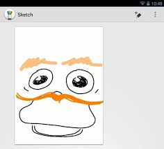 how to install sony u0027s sketch drawing app on your nexus 7 tablet