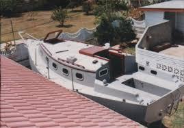 building plans for 26 u0027 28 u0027 ocean cruising steel sailboat boat