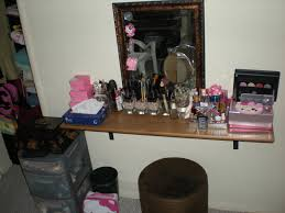 terrific making a makeup vanity photos best idea home design