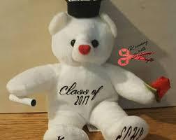 Personalized Graduation Teddy Bear Graduation Gift Etsy