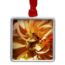 flower meaning ornaments keepsake ornaments zazzle