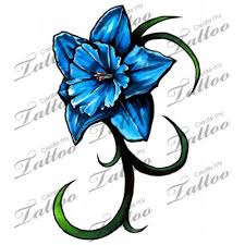 45 best daffodil and butterfly tattoos images on pinterest free