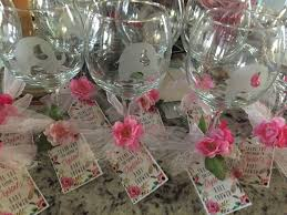 wine glass party favor party ready wine glasses upgrade