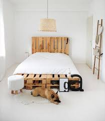 Pallet Platform Bed 6 Diy Pallet Bed Ideas With Headboards Diy Pallet Bed Pallets