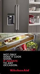 designed kitchen appliances best 25 kitchenaid refrigerator ideas on pinterest stainless