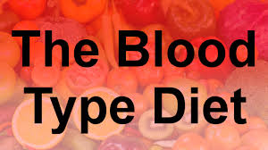 diet for blood type a recipes