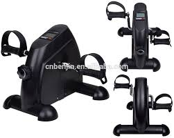 Desk Bike Pedals Rehabilitation Equipment Portable Exerciser Mini Bike Trainer