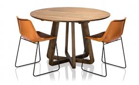 Round Extension Dining Table Kobe Table - Round outdoor dining table australia