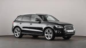 Audi Q5 Diesel - used audi q5 2 0 tdi quattro s line plus 5dr s tronic black