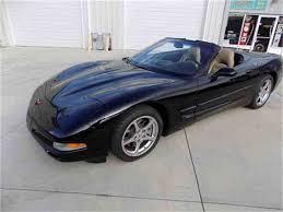 2004 corvette convertible for sale 2002 to 2004 chevrolet corvette for sale on classiccars com 102