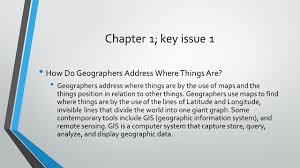 ap human geography key issue answers ppt video online download