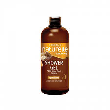 gel argan rejuvenating argan shower gel