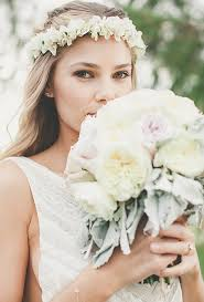 wedding flowers hawaii 31 flower crown hairstyles for your wedding flower crowns crown