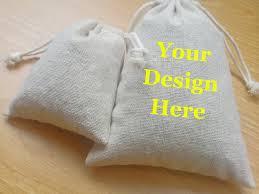 cloth gift bags custom muslin bag fabric gift bags drawstring calico bags logo