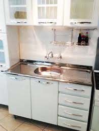 Kitchen Cabinets Stand Alone Combining Wood And Metal Kitchen Cabinets Trillfashion Com