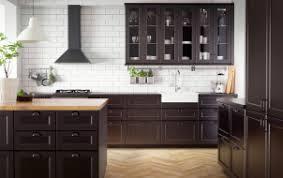 cuisine ikea en bois explorez les styles de cuisines ikea