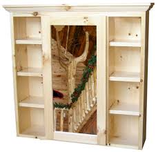 rustic bathroom storage cabinets knotty pine medicine cabinet rustic pine bathroom cabinets the