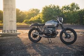 bmw custom 1976 bmw r ninet 6 custom analog motorcycle