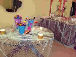 interior design creative beach themed party decorations home